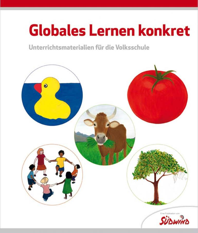 "New Educatiotional Material ""Globales Lernen konkret"", in German"