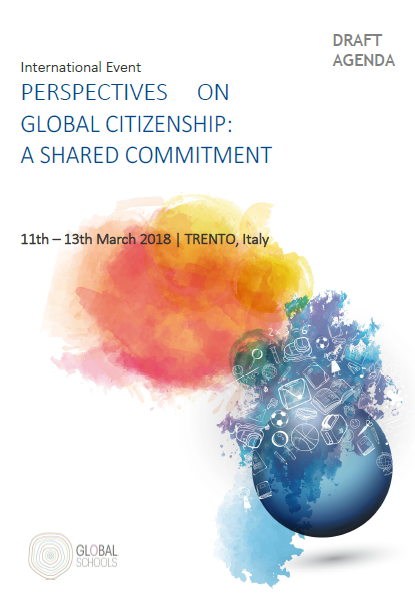 "Conferência Internacional ""Perspectives on Global Citizenship: a shared commitment"" em Trento, Itália"